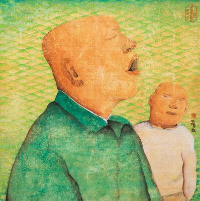 Zhu Wei 朱伟, 'Spring Festival No. 6', 2001