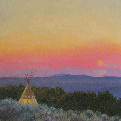 Will Klemm, 'Taos Tipi', 2019