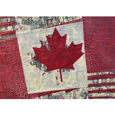 Annette Blady, 'Canada', 2018