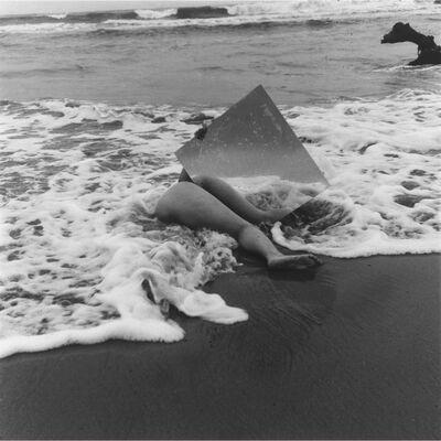 Hans Breder, 'La Ventosa (Ana Mendieta)', 1973