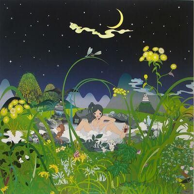 Chiho Aoshima, 'Hot Springs', 2005