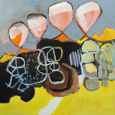 Yura Adams, 'Sometimes a Wave', 2017