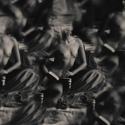 Tyler Shields, 'Experimentation', 2021