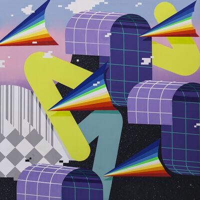 Muro, 'Technimolour I', 2017