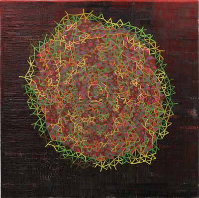 Steve Roden, 'transmission 11/60 (stellar regions)', 2001-2002