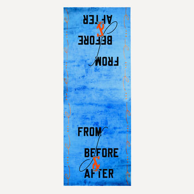 Lawrence Weiner, 'From Before and After', 2018