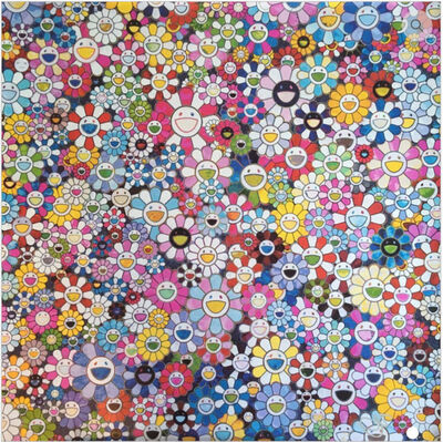 Takashi Murakami, 'Bouquet of Love', 2016