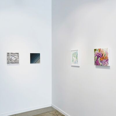 3rd Annual Anniversary Exhibition, installation view
