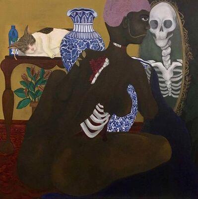 Sarah Naqvi, 'Aks (Reflection)', 2018