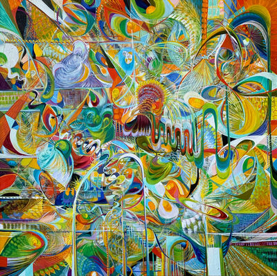 Natalia Wrobel, 'Seeds of Becoming', 2019
