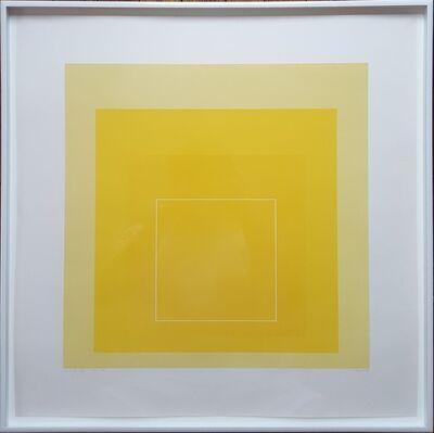 Josef Albers, 'WLS I', 1966