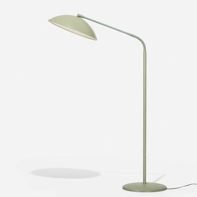 Kurt Versen, 'floor lamp, model 59022', 1940