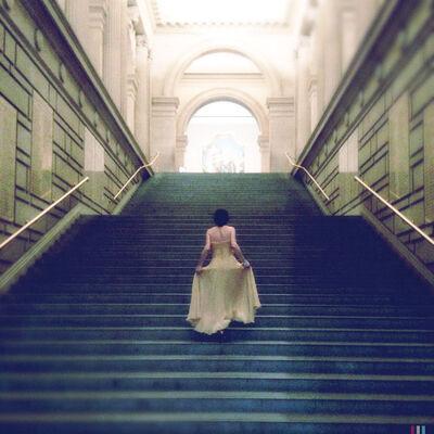 Savannah Spirit, 'Arrival at the Metropolitan Museum of Art', 2015