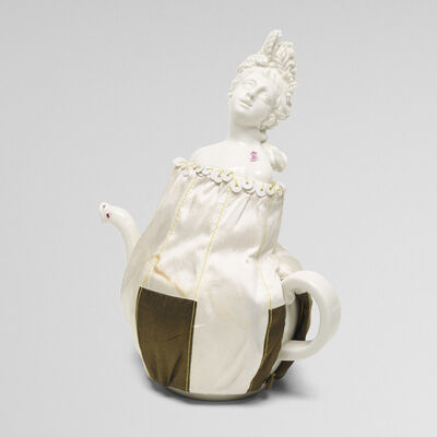 Nymphenburg Porcelain Manufactory, 'Summer teapot', 2007