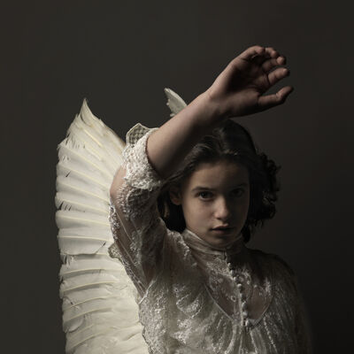 Marie Cecile Thijs, 'Angel Girl I ', 2008
