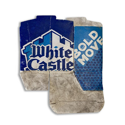 Tom Pfannerstill, 'White Castle', 2021