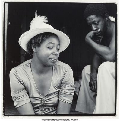 Birney Imes, 'Joyce at Sugarhill, Crawford, Mississippi', 1982