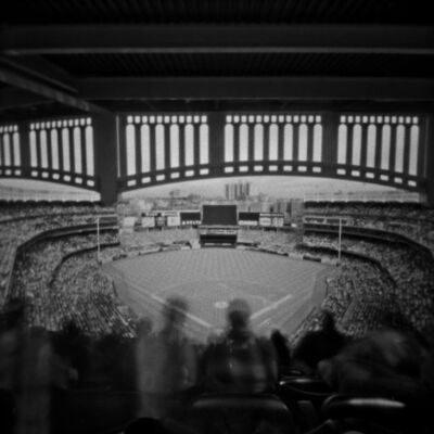 Cody S. Brothers, 'Black & White Photography: 'Yankee Stadium, NY'', 2016