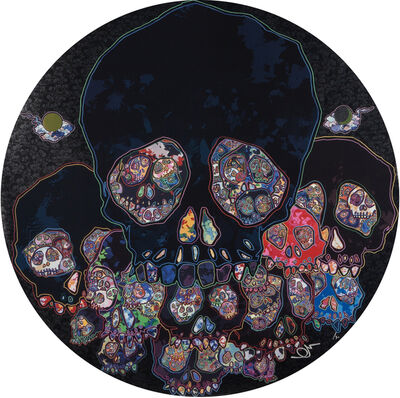 Takashi Murakami, 'The Moon Over the Ruined Castle', 2016