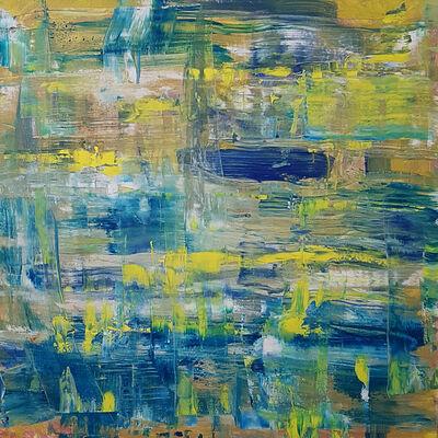 Kathleen Banks, 'Blue Spot', 2019