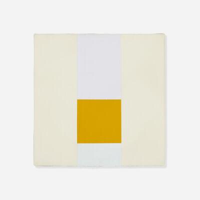 Max Bill, 'Gelbe Neuntel', 1959-1969