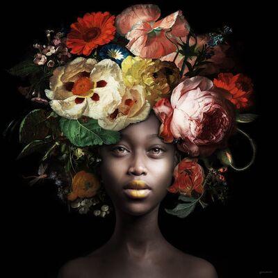 Yvonne Michiels, 'Fading Flowers Lemon', 2018
