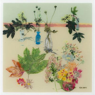 Gail Norfleet, 'Hydrangea Landscape #2', 2019