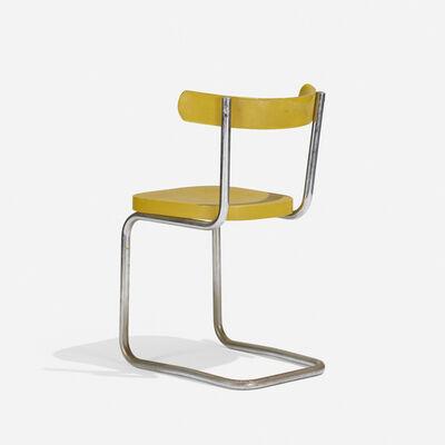 Mart Stam, 'Chair, Model B 263', 1932