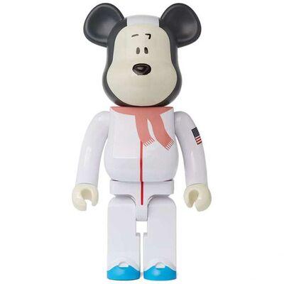 BE@RBRICK, 'Astronaut Snoopy 1000%', 2015