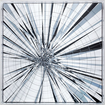Thomas Canto, 'Stereoscopic perspectives', 2016