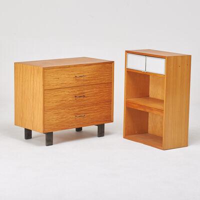 Herman Miller, 'Dresser and cabinet', 1950s