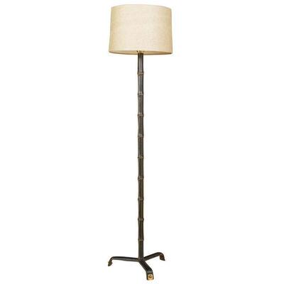 Jacques Adnet, 'Floor lamp', ca. 1960