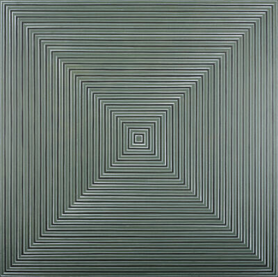 Max Kong, 'Concentric Square'