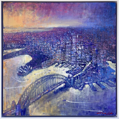 David Hinchliffe, 'Sydney Flight', ca. 2019