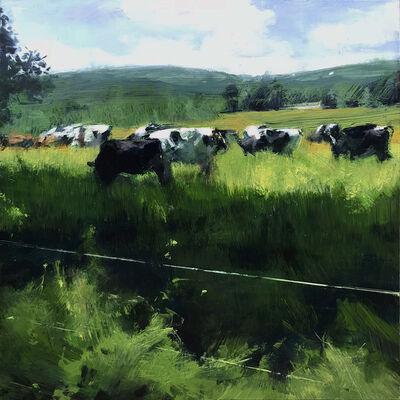 Ben Aronson, 'Berkshire Pasture', 2018