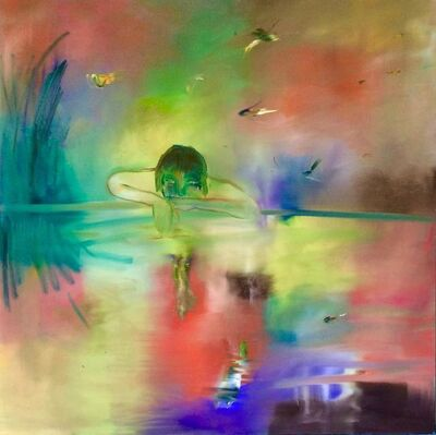 Marie-Hélène Fabra, 'Narcissus', 2018
