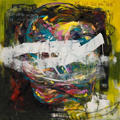 Esteban Jiménez Guerra, 'Deconstruction', 2014