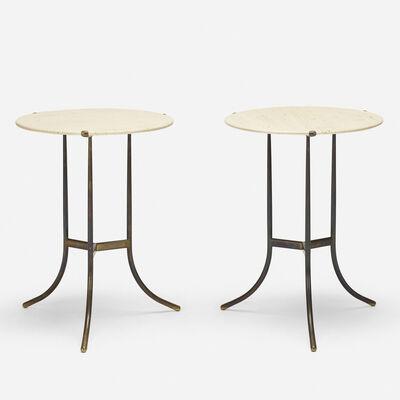 Cedric Hartman, 'Occasional tables, pair', c. 1970