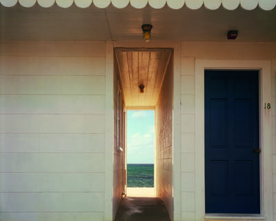 Joel Meyerowitz, 'Doorway to the Sea', 1982