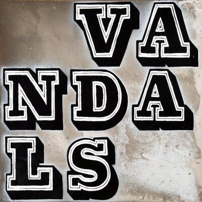 Ben Eine, 'Vandals', 2007