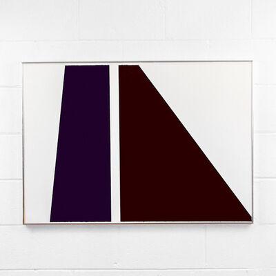 Yves Gaucher, 'Jericho - An Allusion to Barnett Newman', 1978
