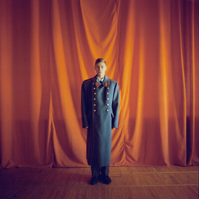 Michal Chelbin, 'Anatoly, Ukraine', 2017