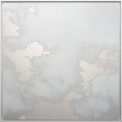 Miya Ando, 'Kumo (Cloud) January 4.4.1', 2019