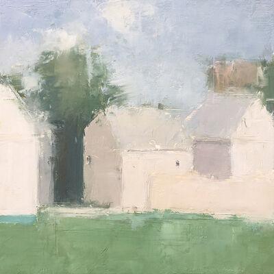 Stuart Shils, 'Barns and Trees near Bluffton', 2000
