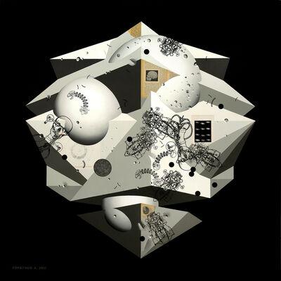 Andrey Gorbunov, 'Transformation 9', 2013-2014