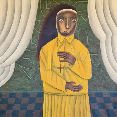 Salah Elmur, 'Ethiopian Nun', 2021