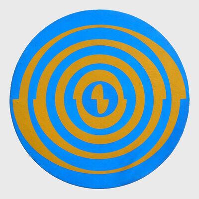 Tomás García Asensio, 'Circular 3', 1968