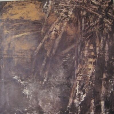Miklos Bokor, 'Paysage : vue de l'abîme, 2004', 2004