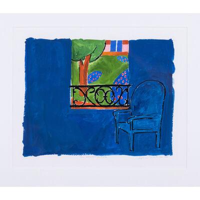 Sophie Matisse, 'The conversation', 2002