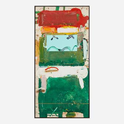 James Havard, 'Tableta Section', 1983